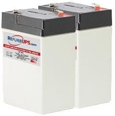 APC Back-UPS 200 Compatible Replacement Battery Kit BK200B-Alternate
