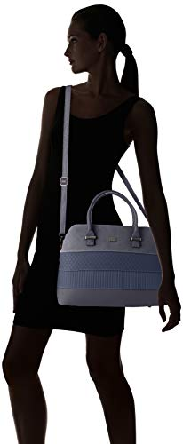 Bolsa Jones Superior Bleu Asa Mujer D de Cm3975 David blue qanPvP