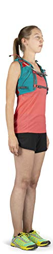 Osprey Packs Dyna 1.5L Women's Running Hydration Vest, Reef Teal, WXS/Small by Osprey (Image #4)