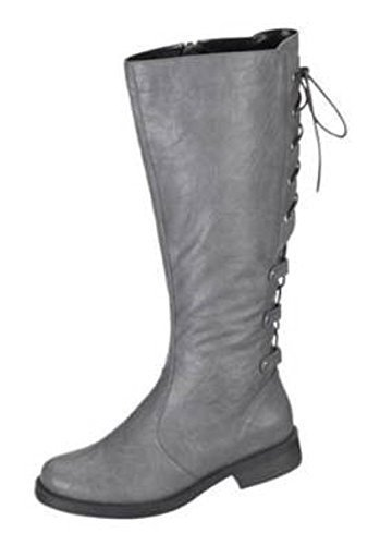 Cheer Women's Stiefel Boots Grey x91rZw