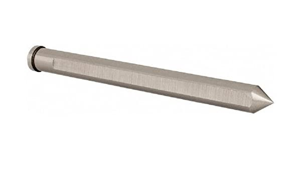 5//16 Diameter 2 Cutting Depth Nitto Kohki /UEA0850-0 Pilot Pin for Hibroach High Speed Steel Cutter