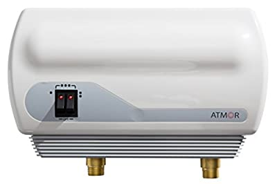 Atmor AT-900-06 Tankless Electric Instant Water Heater, 6.5 kW/240V