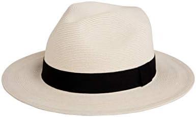 PINEAPPLE STAR HAT Straw Fedora product image