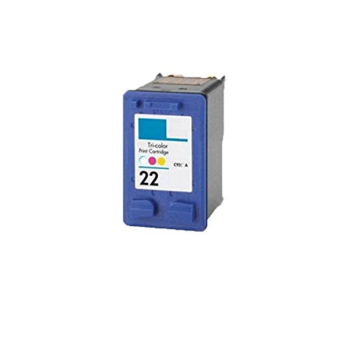 Remanufactured Ink Cartridge Replacement for HP 22 (1 Color 1 Pack) ()