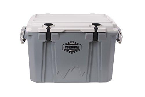 Cordova Coolers 50 Medium Cooler - Gray