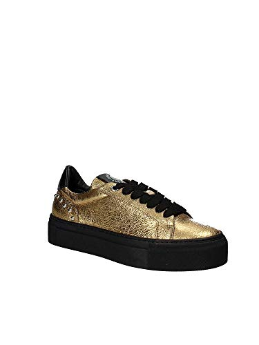 Sneakers Janet Giallo 40900 Donna Sport EwqCa