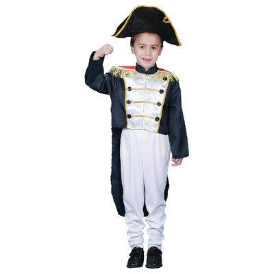 Children's Colonial General Costume Set