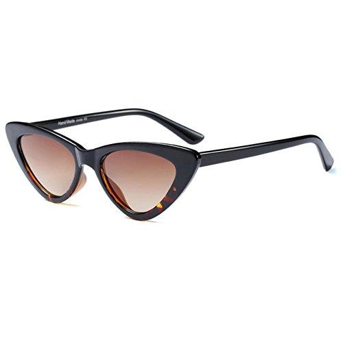 Eye lunettes Mode Chic Cat C8 Retro Super de Eyewear Vintage Triangle Hzjundasi soleil femmes Mod qTSZwXxXp