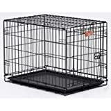 iCrates 24 x 18 Single Door w/divider panel by 1-800-petmeds offers