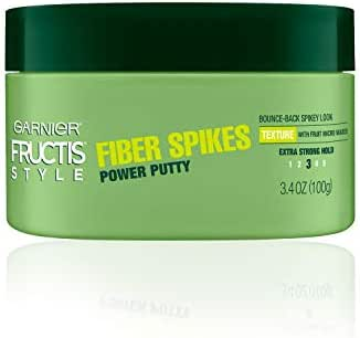 Hair Styling: Garnier Fructis Style Fiber Spikes Power Putty