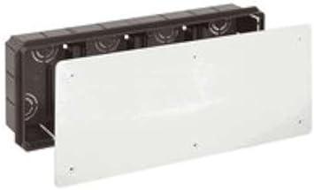 Solera 5540 - Caja empalme y derivación. Para instalación empotrada. Con separadores tipo europeo: Amazon.es: Bricolaje y herramientas
