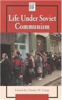 Read Online Life Under Soviet Communism (History Firsthand) pdf