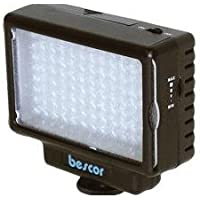 Bescor Light Kit, Includes 2x LED-70 Video Light, 2x LS-180 Light Stands