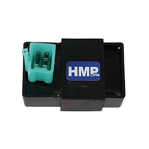 hmparts CDI 49 - 125 ccm - 4-temps - 5 é pinglette - Vert - Dirt bike / ATV / Pit bike