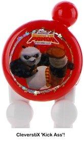 CleverstiX/ /sviluppo dei bambini posate /Kung Fu panda/