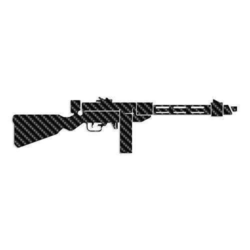 Guns Machine Assault (Machine Gun Assault Rifle - Vinyl Decal Sticker - 17