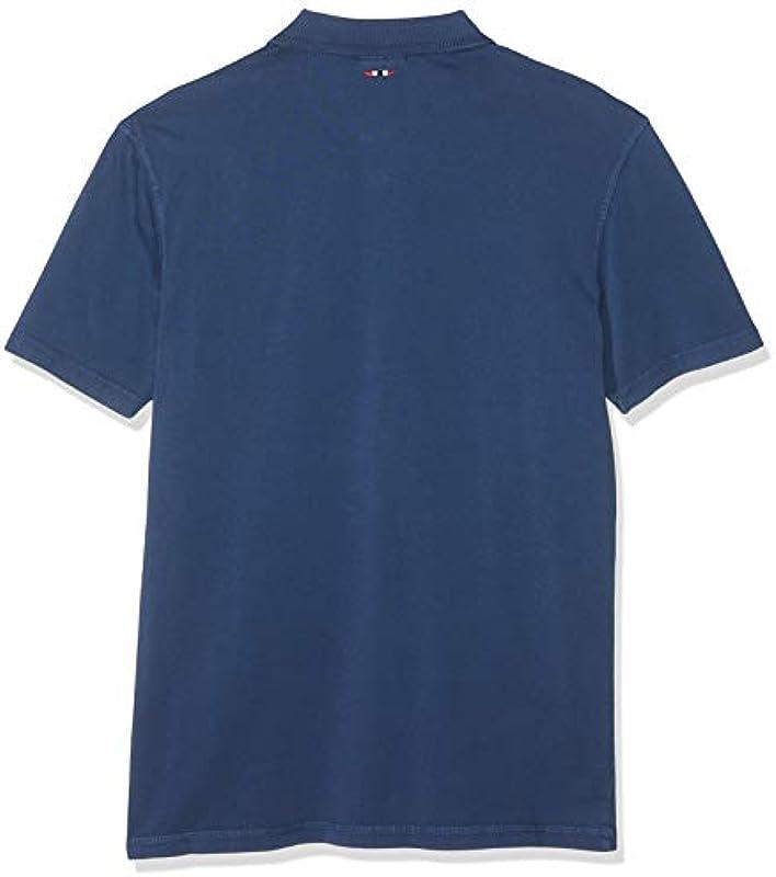 Napapijri męska koszulka polo Eonthe Dark Denim: Odzież