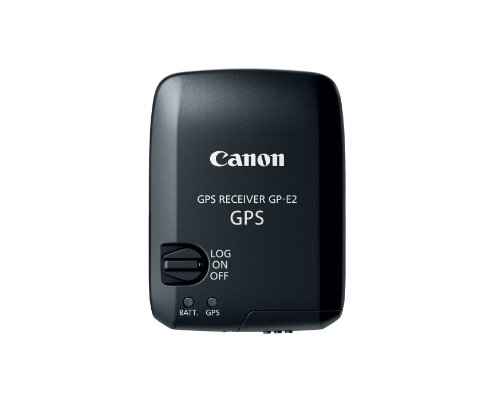 Canon GPS Receiver GP-E2 for XF205, XF200, XA25, XA20 Professional Camcorder by Canon