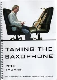 Taming The Saxophone Pdf