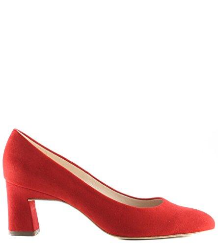 Kaiser Rojo Peter para Zapatos mujer de vestir pdwrxqYWUd