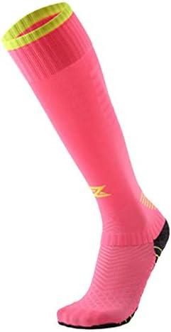 (ボラ-キキ) Bole-kk バレーボールソックス サッカーソックス フットサル ランニング ロング靴下 メンズ スポーツソックス キッズ/メンズ/レディース 滑り止め 抗菌防臭