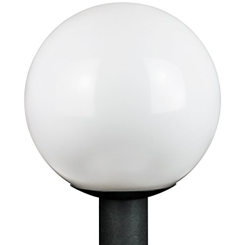 Globe For Outdoor Light On Post