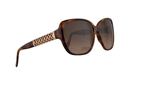 Chopard SCH184S Sunglasses Tortoise Brown w/Brown Gradient Lens 58mm 752 SCH184/S SCH ()