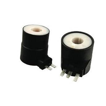 315rhZQgQ7L._SX342_ amazon com kenmore dryer gas valve ignition solenoid coil kit