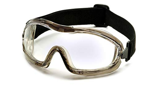 Goggles,Clear,Lo Pro (Pack of 12) from Pyramex Safety