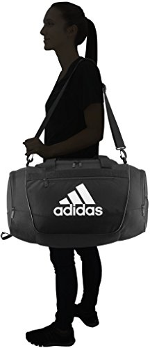 Black Defender Bag III adidas White Duffel 0TvnA
