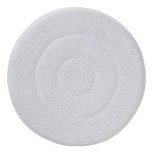"""UPC 086876201031, Rubbermaid Commercial Products FGQ21700WH00 Rotary Floor Machine Pads, Microfiber Carpet Bonnet, 17"""", White"""