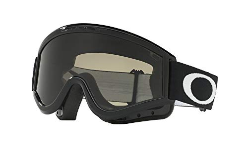 Oakley L-Frame MX Sand Goggles / Gray Lens / - Goggles Oakley Strap
