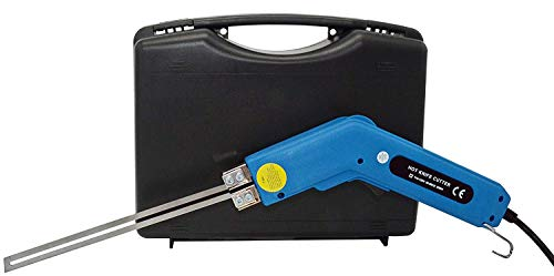 (200W Electric Hot Knife Foam Cutter Tool with Blades 6