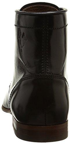 KostGuillemet - zapatos derby hombre negro - negro