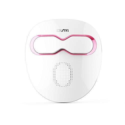Sooger led光子の若肌器 マスク 美容器 ledマスク器 彩光美容 光子 インテリジェント マスク フェスパックインテリジェントマッサージ美容フェスパック Ledマスク   B07MXFS3P5