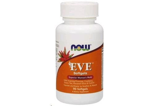 Eve Women s Multiple Vitamin 90 Softgels Pack of 2