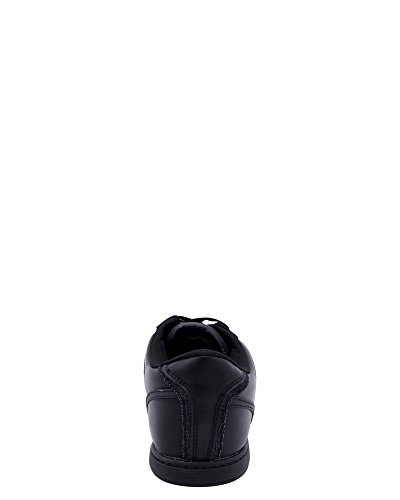 Levis Levisâ Mens Cypruss Burnish Sneaker Nero Mono Cromo