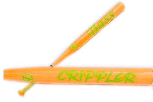 Bass Sports Crippler Endload 34/30oz Slow Pitch Softball (Extended Slow Pitch Softball Bat)