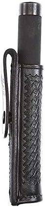 "Aker Leather Products ASP Baton Holder Aker Leather 552 26"" ASP Baton Holder, Basketweave,"