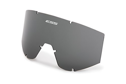 ESS Striker Series Replacement Goggle Lens Smoke Gray 740-0227 by ESS Eyewear (Ess Lenses Goggle Replacement)