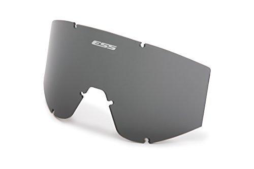 ESS Striker Series Replacement Goggle Lens Smoke Gray 740-0227 by ESS Eyewear (Ess Striker Series)