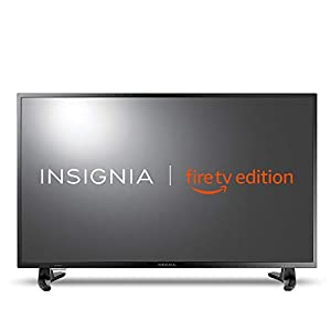 Insignia NS-39DF510NA19 39-inch 1080p Full HD Smart LED TV- Fire TV