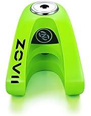 ZOVII (ZV6) Disc Lock (Green)