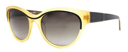 john-galliano-womens-sunglass-jg23-41b-fashion-cat-plastic-beige-black