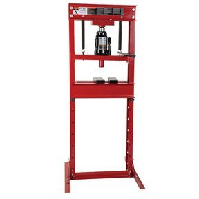 Advanced Tool Design Model  ATD-7454  20 Ton Hydraulic Shop Press by ATD
