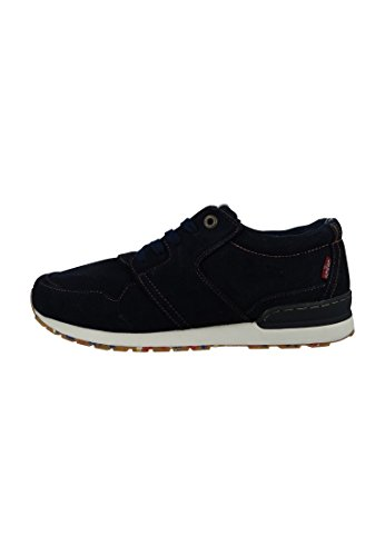 Levis Schuhe Sneaker NY Runner Tab Navy Blau - 224483-1977-17 Navy