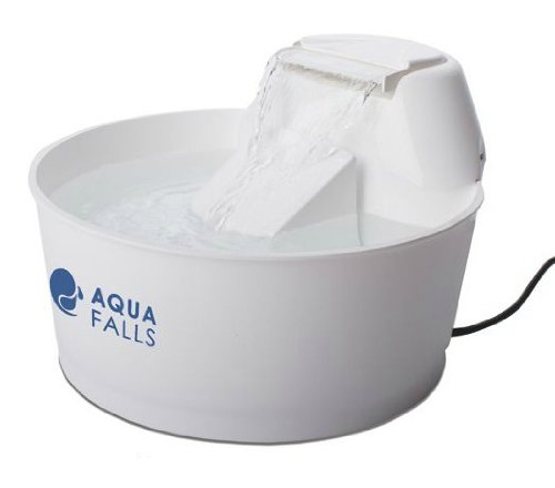 Aqua Falls Pet Fountain by Radiio (Aqua Fountain)