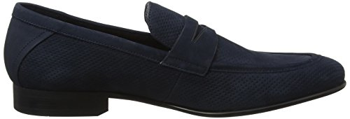 Dune Men's Palazzo Loafers Blue (Navy) 2feWk