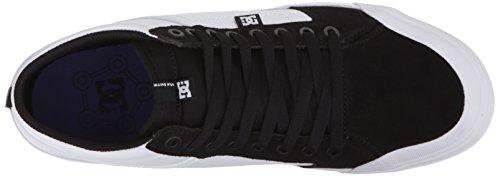 Smith Dc Men's Top Hi Shoes negro Blanco Evans tt7U8Pwxq