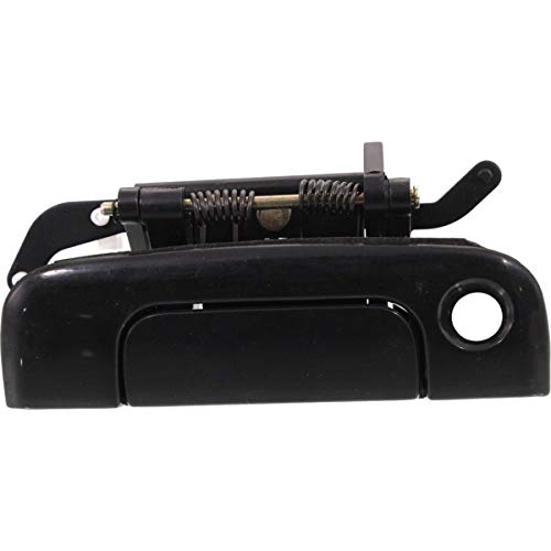 Tailgate Handle For 96-2000 Dodge Grand Caravan Chrysler Town & Country Smth Blk